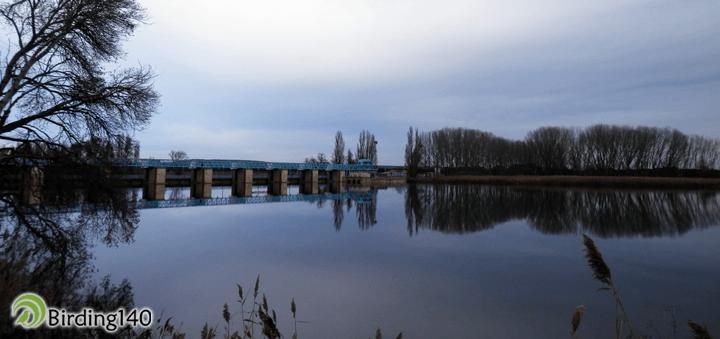 San José Reservoir, Valladolid